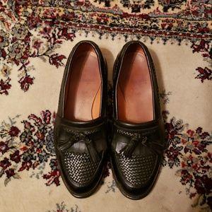 Allen Edmonds Cody tassel loafer shoes 6.5